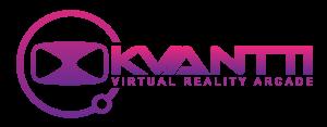 kvantti virtual reality arcade logo